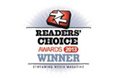 Wowza Wins 2013 Streaming Media Readers' Choice Award