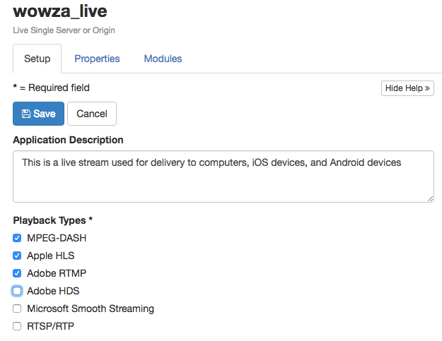 Set Up, Manage and Monitor Live Streams With Wowza Streaming