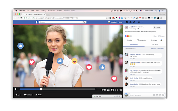how to download facebook live video 2018