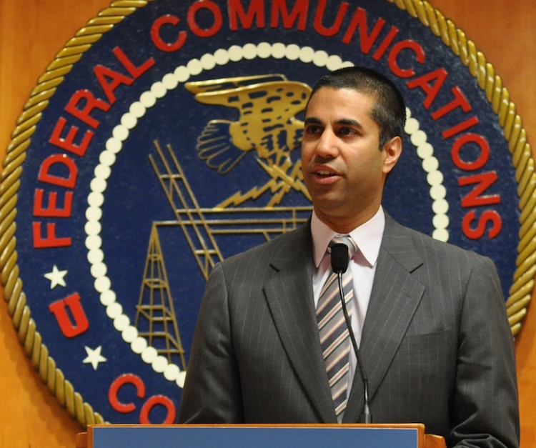 Chairman Pai Federal Communications Commission