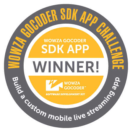 Mobile SDK App Challenge Winner