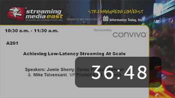 Achieving Low-Latency Streaming at Scale