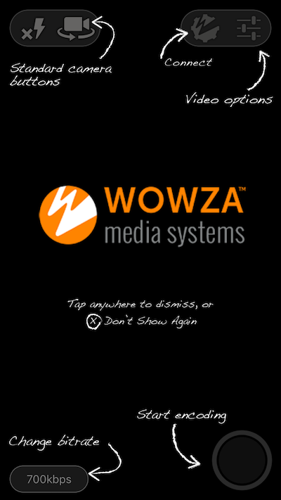 How to Deliver Live Streams Using Wowza GoCoder