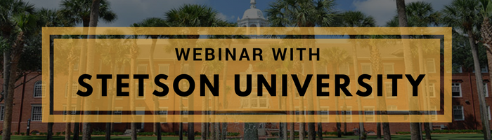 Webinar: How Stetson University Met The Challenges of Providing Campus-Wide Video Services