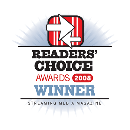 Readers' Choice Award Winner 2008