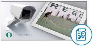 University of Oregon + Wowza IP camera streaming