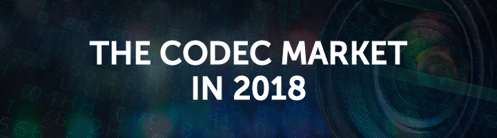 The Codec Market in 2018