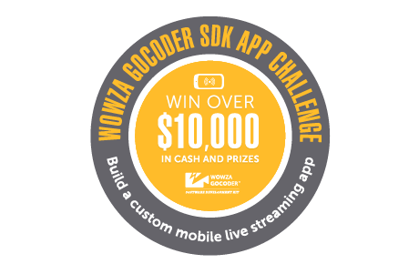 Enter the GoCoder SDK App Challenge