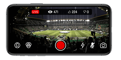 Mobile Live Video Streaming SDK for iOS & Android | Wowza