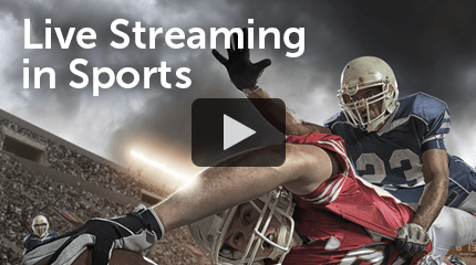 Live Streaming in Sports Joint Webinar