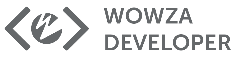 Wowza Streaming Engine 4 Developer License