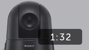 How to connect a Sony SRG Series Camera to Wowza Streaming Engine