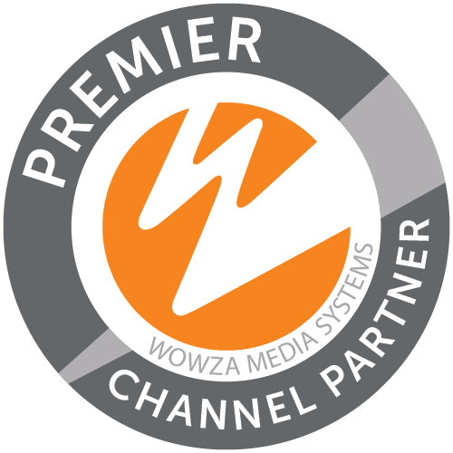 Wowza Premier Channel Partner Program Logo