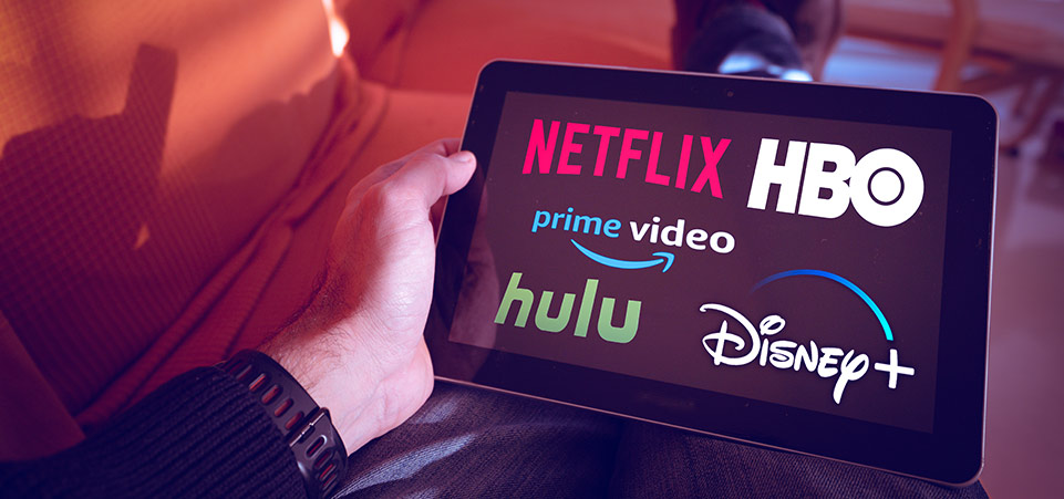 Streaming Wars: Streaming Subscription Services Vying for Consumer Attention