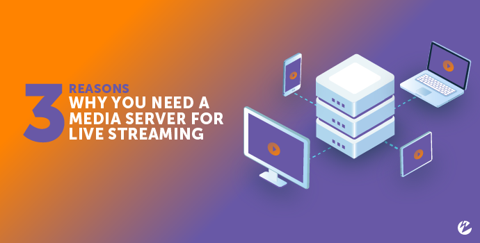 3 Reasons Why You Need a Streaming Media Server