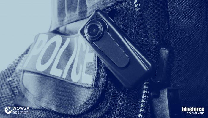Blueforce Development Mobile Streaming Bodycam