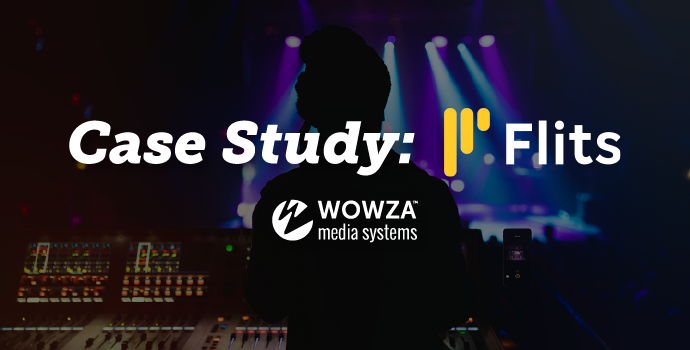 Case Study: Flits Live Music Streaming
