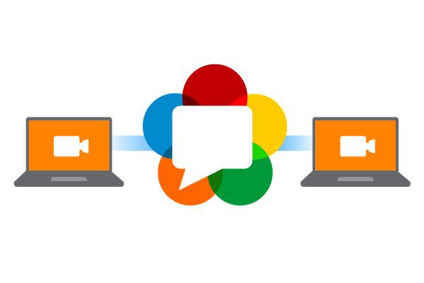 WebRTC Peer-to-Peer Communication Workflow