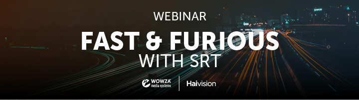 Webinar: Fast and Furious With SRT