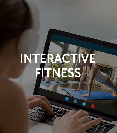 interactive fitness