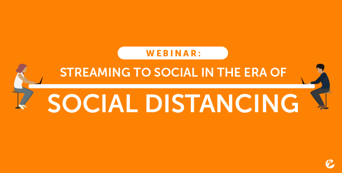 Title Image: Streaming to Social in the Era of Social Distancing
