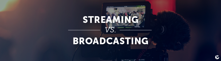 Live Streaming vs. Cable and Satellite Broadcasting