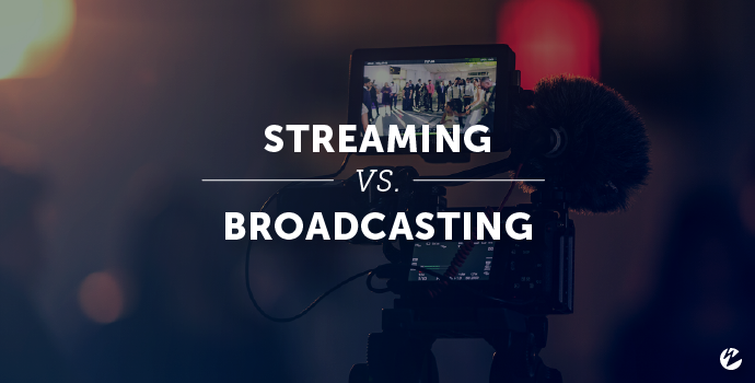 Streaming vs. Cable and Satellite Broadcasting