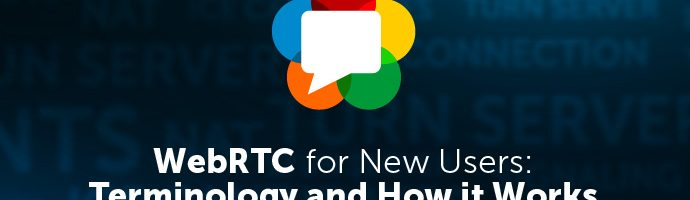 Title Image: WebRTC Terminology for New Users