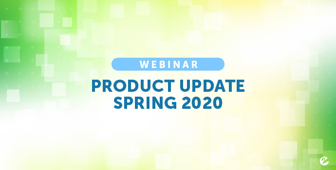 Title Image: 2020 Product Update Webinar