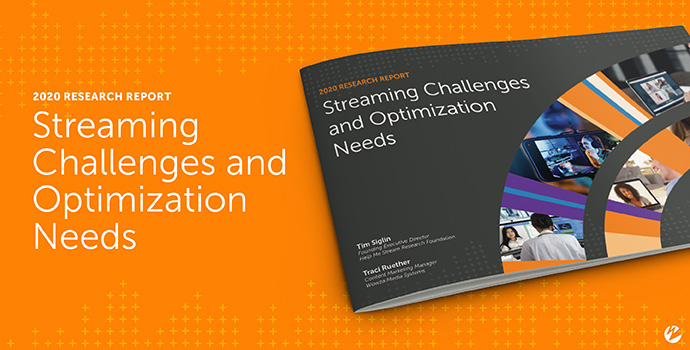 Title Graphic: Streaming Challenges and Optimization Needs