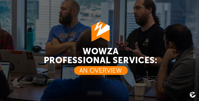 Wowza Professional Services: An Overview